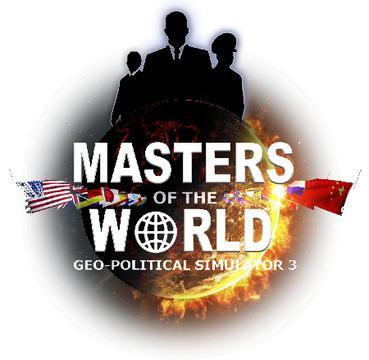 世界的主宰者:地缘政治模拟器3 Masters of the World: Geopolitical Simulator 3