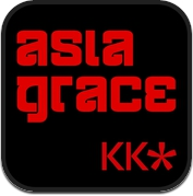 Asia Grace - Patterns from Asian Life  by Kevin Kelly (iPhone / iPad)