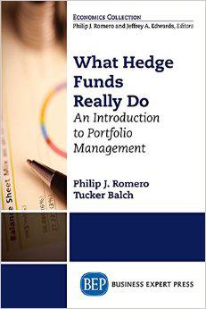 What Hedge Funds Really Do