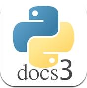 Python 3 Documentation (iPhone / iPad)