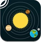 太阳系 (iPad)