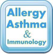 1,000 过敏,哮喘和免疫学大辞典。 (iPhone / iPad)