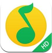 QQ音乐HD (iPad)