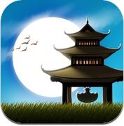 Relax Melodies Oriental HD: 适合睡眠、冥想和瑜伽的白噪声环境 (iPad)