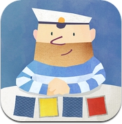 Fiete Match - best memo / pairs game against a clever sailor (iPhone / iPad)