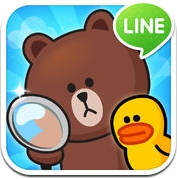 LINE HIDDEN CATCH (iPhone / iPad)