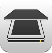 iScanner - 快速將多頁文件、收據、筆記掃描成高品質PDF. 可透過電子郵件傳送或列印. iOS 8版掃描儀 (iPhone / iPad)