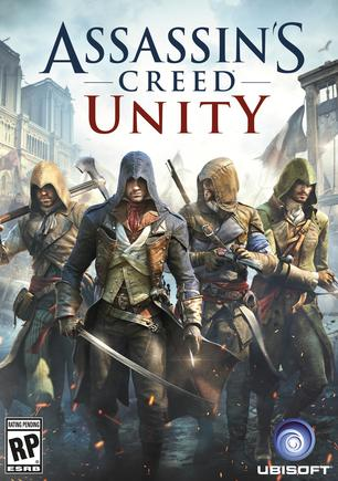刺客信条:大革命 Assassin's Creed: Unity