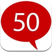 50种语言 - 50 languages (iPhone / iPad)