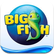 Big Fish Games App - The BEST FREE Game Finder for Deals on Hidden Object, Mystery, Match 3 & More! (iPhone / iPad)