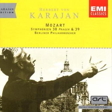 Mozart: Symphony Nos. 38 & 39