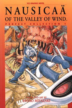 Nausicaä of the Valley of the Wind, Vol. 1