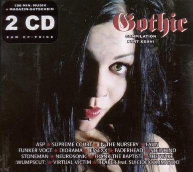 Gothic Compilation 36
