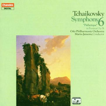 """Tchaikovsky: Symphony No. 6 """"Pathetique"""" in b minor, op. 74"""