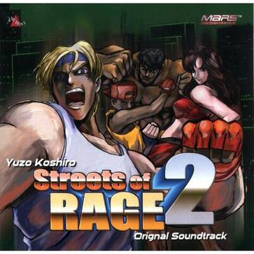 Streets of Rage 2 (Original Soundtrack)