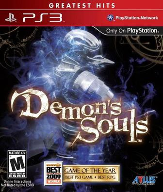 恶魔之魂 Demon's Souls