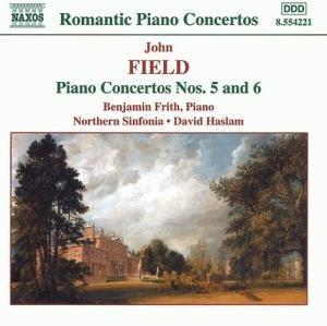 John Field (1782-1837): Piano Concertos Nos. 5 & 6