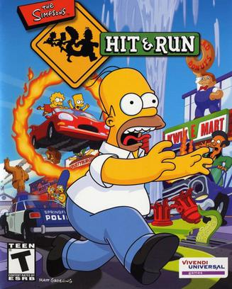 辛普森:横冲直撞 The Simpsons: Hit & Run