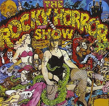 The Rocky Horror Show (Original 1973 London Cast - Rhino)