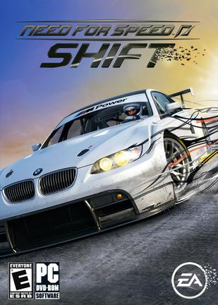 极品飞车13:变速 Need for Speed: SHIFT