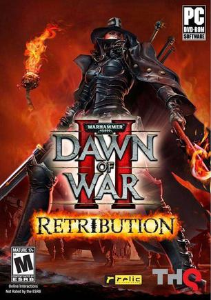 战锤40k:战争黎明2-报应 Warhammer 40,000: Dawn of War II - Retribution