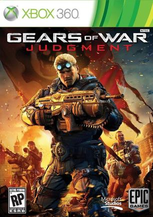 战争机器:审判 Gears of War:Judgment