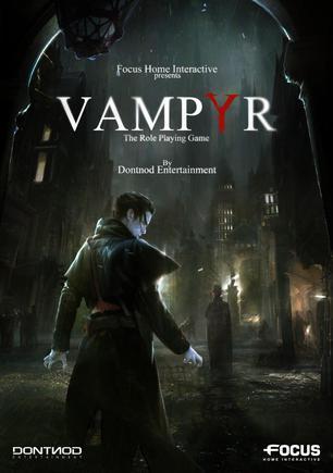 吸血鬼 Vampyr