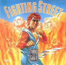 街头霸王 Street Fighter