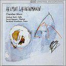 Helmut Lachenmann: Chamber Music - Allegro Sostenuto, for Piano, Clarinet & Cello / Kinderspiel, 7 Short Pieces for Piano / Dal Niente, for One Clarinet Player / Pression, for One Cello Player