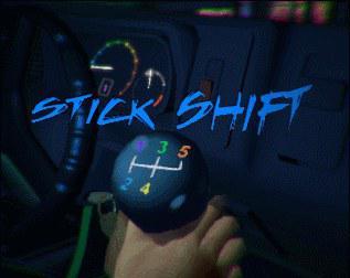 手动挡 Stick Shift