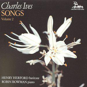 Ives;Songs Volume 2