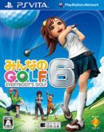 大众高尔夫6 みんなのGOLF 6
