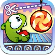 Cut the Rope (割绳子) (iPhone / iPad)