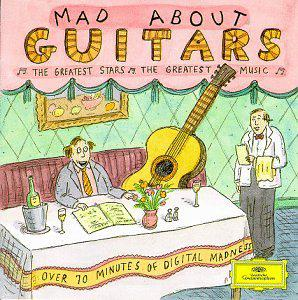 Mad About Guitars