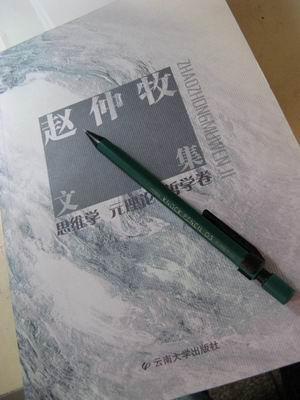 赵仲牧文集·思维学、元理论和哲学卷