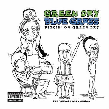 Various Artists - Green Day Blue Grass: Pickin' On Green Day: A Tribute