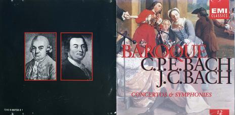 Baroque Concertos & Symphonies