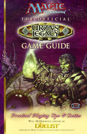 Official Urza's Legacy Game Guide