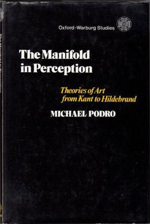 The manifold in perception