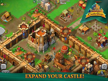 帝国时代:围攻城堡 Age of Empires: Castle Siege