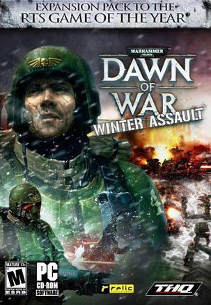 战锤40k:战争黎明-冬季攻势 Warhammer 40000 Dawn Of War Winter Assault