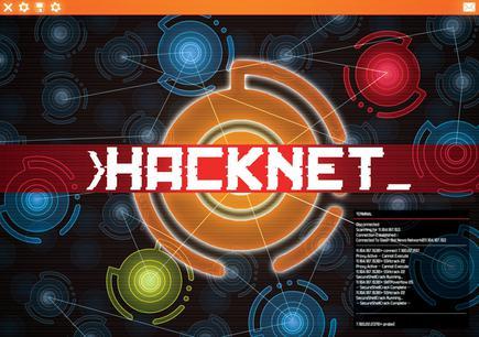 黑客网络 Hacknet