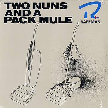 Two Nuns And A Pack Mule