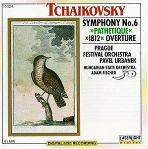 Sym #6: Pathetique / 1812 Overture
