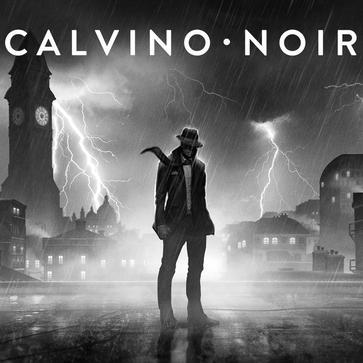 黑白雨夜  Calvino Noir