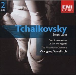 Tchaikovsky: Swan Lake (complete ballet); Wolfgang Sawallisch; Philadelphia Orchestra