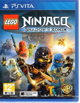乐高忍者:浪人之影 LEGO® Ninjago™: Shadow of Ronin