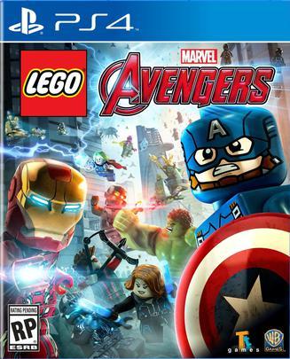 乐高:漫威复仇者联盟 LEGO Marvel's Avengers