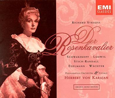 Richard Strauss: Der Rosenkavalier (Gesamtaufnahme)
