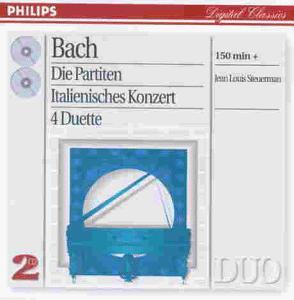 Bach: The Complete Partitas, Italian Concerto, 4 Duets